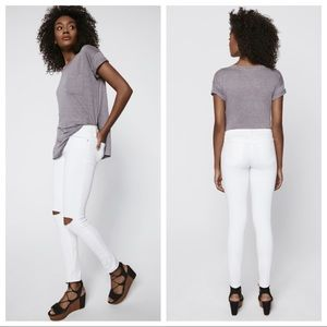 REBECCA MINKOFF | Midrise Thompson Skinny Jeans